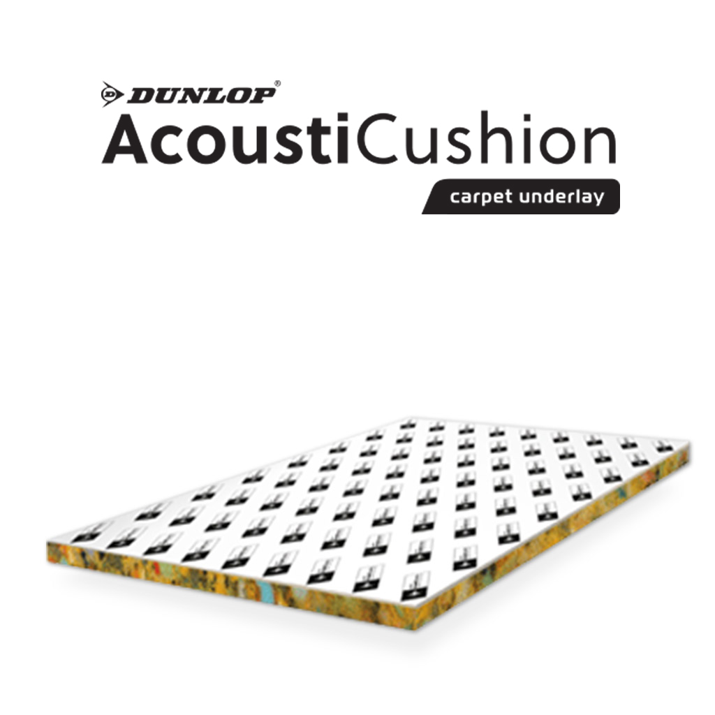 Underlay – Carpet – Acousticushion