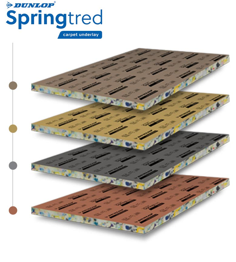 Dunlop Underlay Providing Comfort For Australian Homes